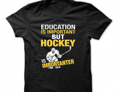 hockey parents talk education