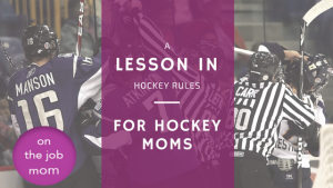 Youth Hockey Concussions: A Mom's Guide to Helping Her Kid