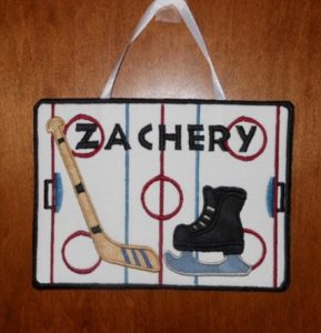 The Best Hotel Door Signs For Hockey Moms To Make For Travel Tournament